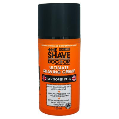Shave Doctor Nawilżający krem do golenia 100ml