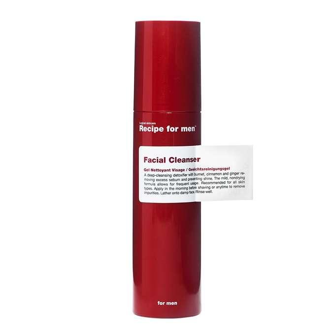 RECIPE FOR MEN Męski żel do mycia twarzy 100ml
