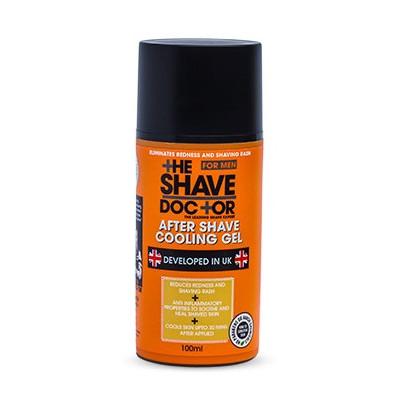 Shave Doctor Chłodzący i łagodzący żel po goleniu 100ml