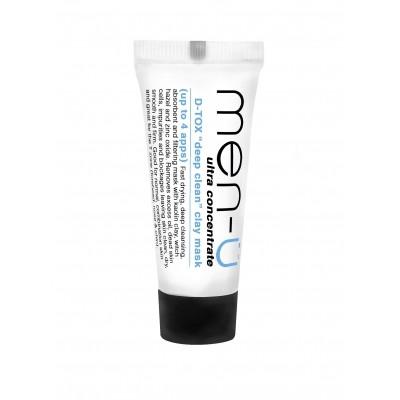 men-u D-Tox Męska mini maska matująco-oczyszczająca 15 ml
