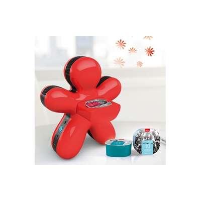 Mr&Mrs George elektryczny dyfuzor zapachowy czerwony