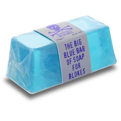 Bluebeards - Męskie DUŻE nawilżające mydło glicerynowe - 175g
