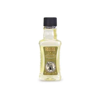 Reuzel 3w1 Tea Tree - męski szampon, żel pod prysznic i odżywka w jednym 100 ml