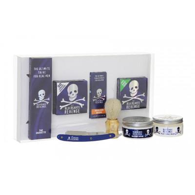 Bluebeards - Zestaw do klasycznego golenia brzytwą