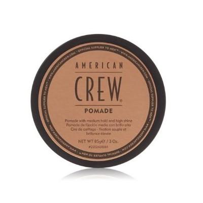 American Crew Męska pomada nabłyszczająca do włosów (średnie utrwalenie/ nabłyszczający efekt ) 85 g