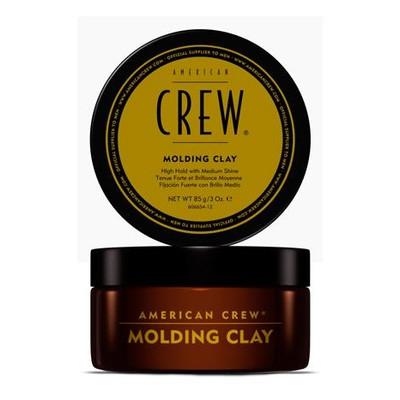 American Crew Molding Clay Męska glinka modelująca do włosów (mocne utrwalenie/półmatowy efekt ) 85g