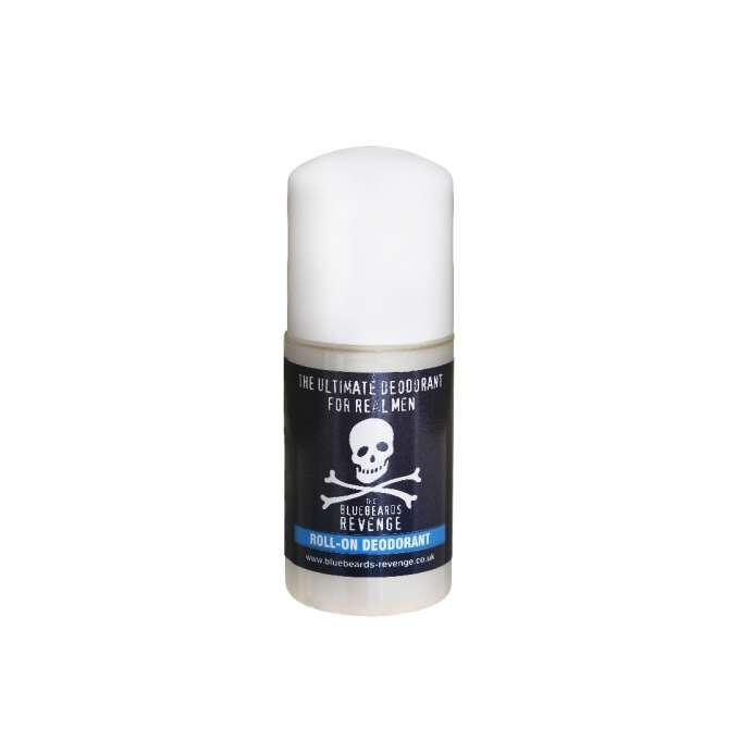 Bluebeards Silver - Męski dezodorant w kulce - 50ml