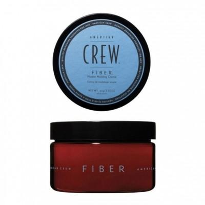 American Crew Fiber Męska pasta włóknista do włosów (mocne utrwalenie/matujący efekt) 50g