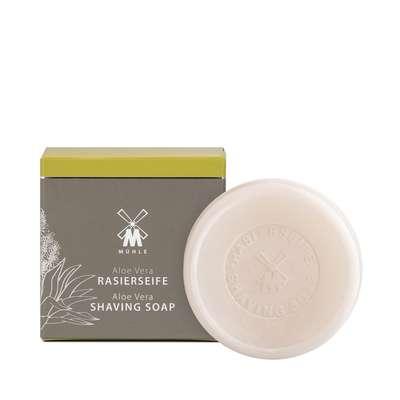 Muhle Męskie nawilżające mydło do golenia Aloes 65g