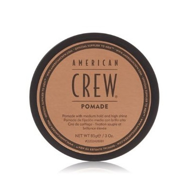 American Crew Męska pomada nabłyszczająca do włosów (średnie utrwalenie/ nabłyszczający efekt) 50 g