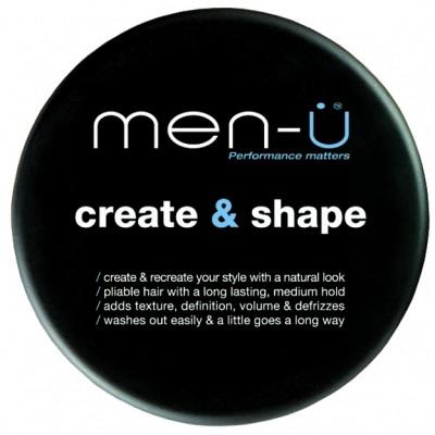 men-u Create & Shape Męska lekka pasta do stylizacji do włosów 100ml