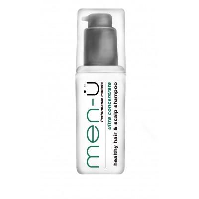 men-u Męski przeciwłupieżowy normalizujący szampon do włosów 100ml