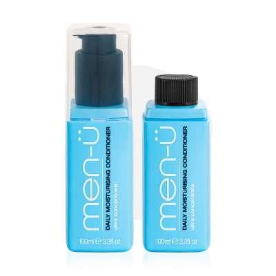 men-u męska odżywka nawilżająca do włosów 100ml