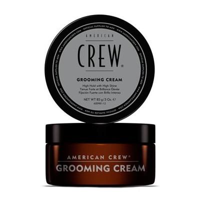 American Crew Grooming Cream Męski krem utrwalający do włosów (mocne utrwalenie/nabłyszczając efekt ) 85g