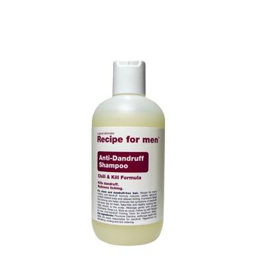 RECIPE FOR MEN Męski szampon przeciwłupieżowy 250ml