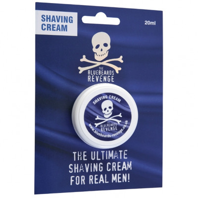 Bluebeards - Męski mini krem do golenia - 20ml