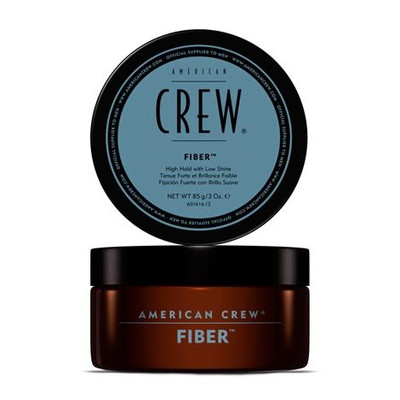 American Crew Fiber Męska pasta włóknista do włosów (mocne utrwalenie/matujący efekt) 85g