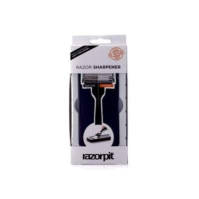 RazorPit - urządzenie do ostrzenia wkładów wymiennych maszynek do golenia