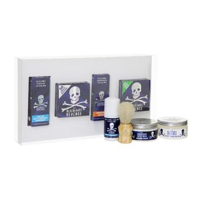 Bluebeards zestaw do golenia pędzel szczecina (BBRCK)