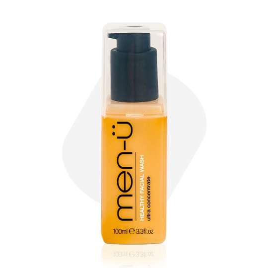 men-u Męski antybakteryjny żel do mycia twarzy 100ml Produkt Roku Men`s Health
