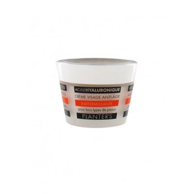 PLANTER\'S krem energizująco-przeciwzmarszczkowy z kwasem hialuronowym 50 ml