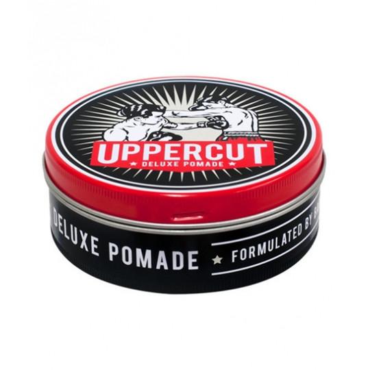 Uppercut Deluxe męska pomada do włosów średni chwyt lekki połysk 100g BESTSELLER