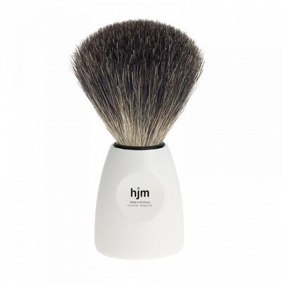 Muhle - Męski pędzel do golenia Biały (81P12W)