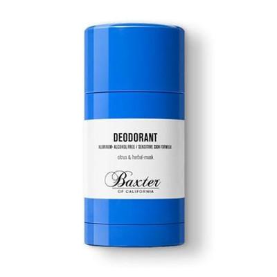Baxter of California - Męski dezodorant w sztyfcie bez alkoholu - 75g