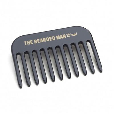 Bearded Man Ręcznie robiony grzebień do gęstej i długiej brod
