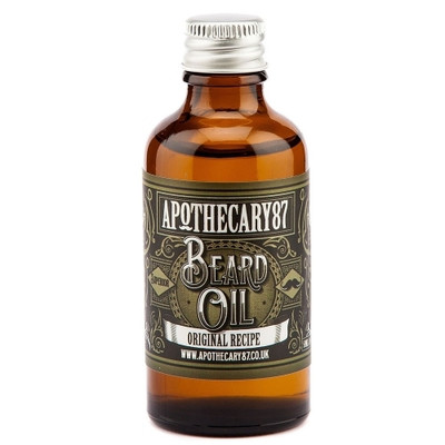 APOTHECARY 87 The Rather Alluring Original recipe olejek do brody 50ml