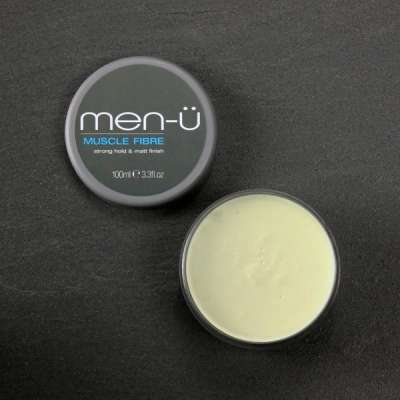 men-u Muscle Męska włóknista pasta modelująca 100ml Produkt Roku Men\'s health