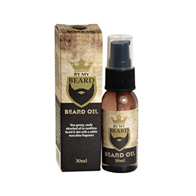 By My Beard UK Naturalny olejek do brody 30ml