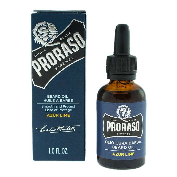 PRORASO olejek do brody WOOD & SPICES 30ml (1)