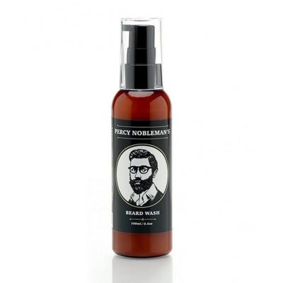 Percy Nobleman - Szampon do brody dla skóry wrażliwej  - Drzewo cedrowe i limonka 100ml