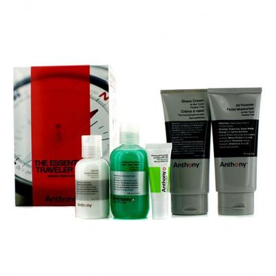 Anthony Traveler Kit zestaw podróżny 5 produktów