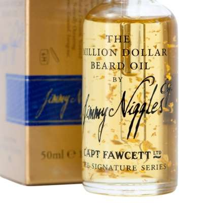 Captain Fawcett Olejek do brody Million Dollar 50ml