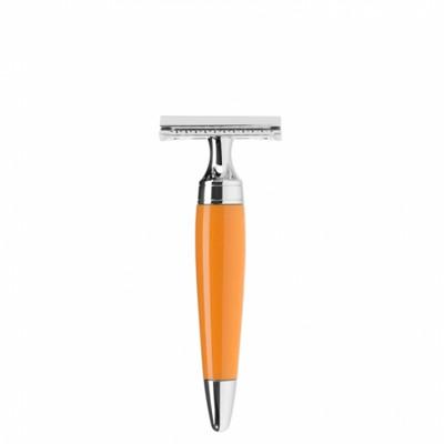 MUHLE stylo R74 maszynka do golenia na żyletki Butterscotch