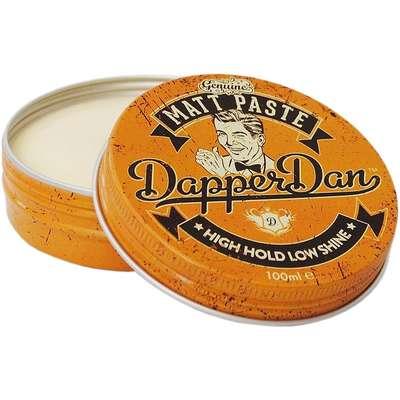 Dapper Dan Matt Paste - matowa pasta do włosów średni chwyt/matowe wykończenie 100ml