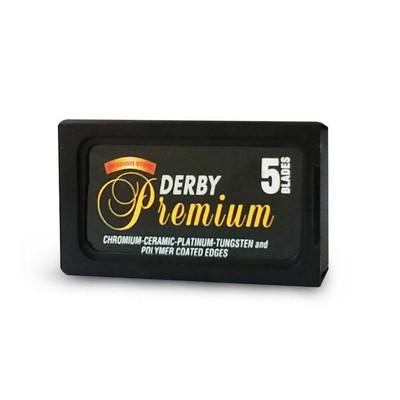 Derby Premium żyletki do maszynki 5szt