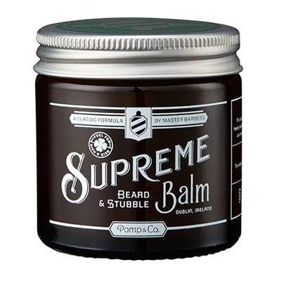 POMP & CO Supreme beard balm - zmiękczający odżywczy balsam do brody 56g