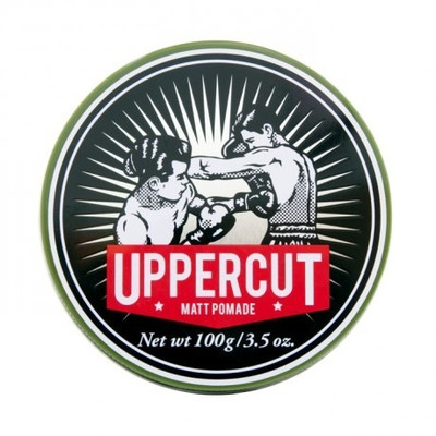 Uppercut Deluxe męska pomada do włosów średni chwyt lekki połysk 100g BESTSELLER (1)