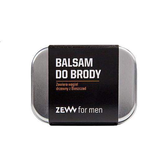ZEW Balsam do brody z węglem drzewnym z Bieszczad 85g