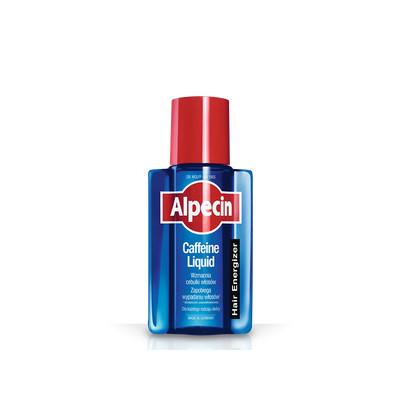 Alpecin Płyn kofeinowy Caffeine Liquid Zwiększa aktywność cebulek włosów 200ml