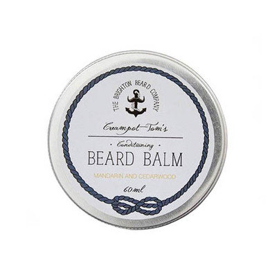 Brighton Beard Company Balsam do brody drzewo cedrowe mandarynka 60ml