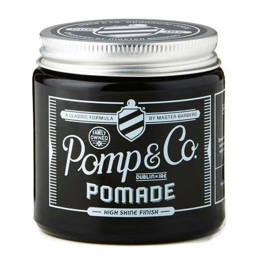 POMP & CO Pomade nabłyszczająca pomada do włosów 113g