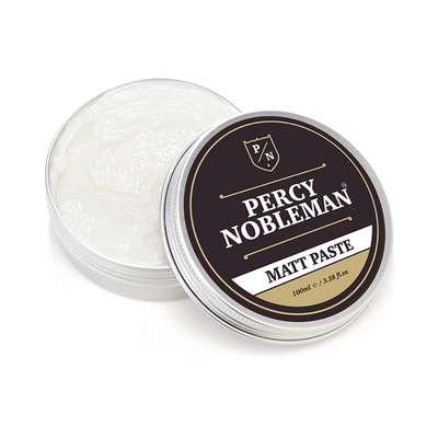 Percy Nobleman Matt Paste - Pasta do stylizacji włosów średni chwyt/matowe wykończenie 100ml
