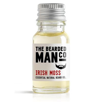 Bearded Man Co - Olejek do brody Drzewo sandałowe - Sandalwood 10ml (1)