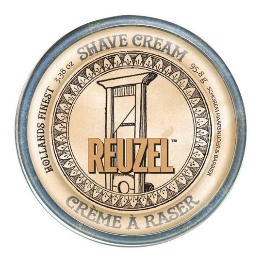 Reuzel Shave Cream + AfterShave 100ml Bootpack - Łagodzący krem do golenia i woda po goleniu 100ml (1)