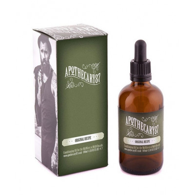 APOTHECARY 87 The Rather Alluring Original recipe olejek do brody 100ml