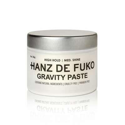 Hanz de Fuko Gravity Paste Pasta do włosów mocny chwyt/średni połysk 60ml